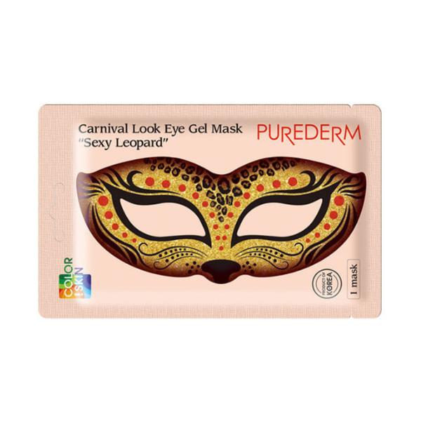 PUREDERM Carnival Look Eye Gel Mask