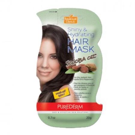 PUREDERM - Shiny & Hydrating Hair Mask (Jojoba Oil)
